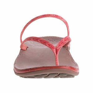 Chaco Women's Abbey Sandals Matif Peach NWT
